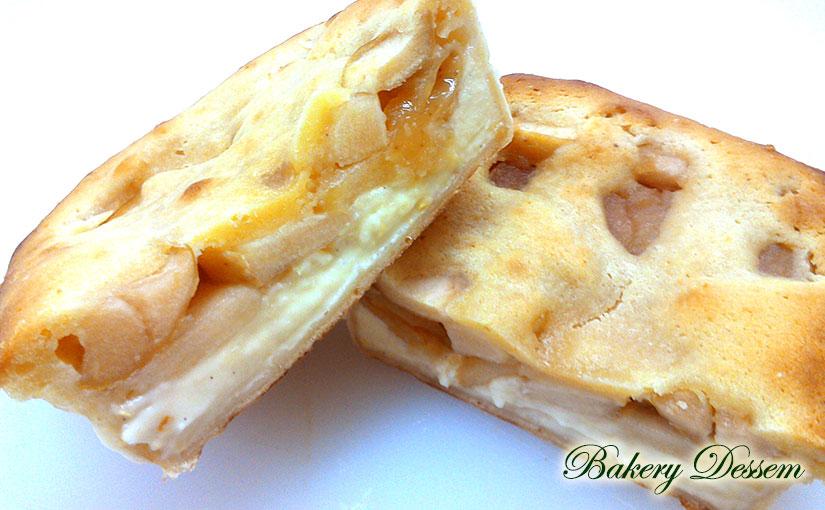 1日10件限定!奇跡のリンゴパイと生卵のセット